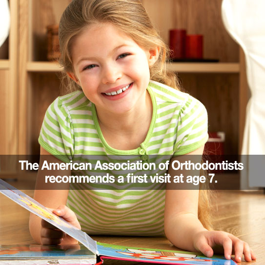 When Is The Right Time To See An Orthodontist?