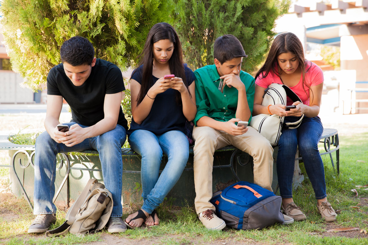 limit phone use for teens